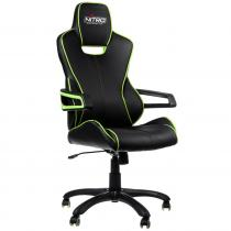 Nitro Concepts E200 Race Gaming Chair Black/Green